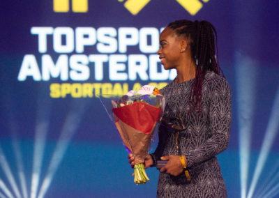 Sportgala van Amsterdam 2018
