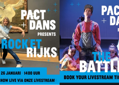 ROCK'et Rijks & The Battle